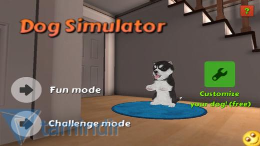 Dog Simulator Ekran Görüntüleri - 5