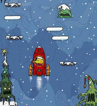 Doodle Jump Christmas Special Ekran Görüntüleri - 3