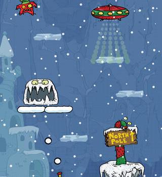 Doodle Jump Christmas Special Ekran Görüntüleri - 2