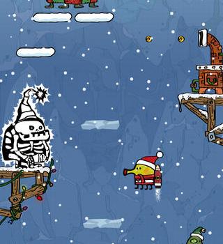 Doodle Jump Christmas Special Ekran Görüntüleri - 1