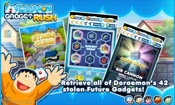 Doraemon Gadget Rush Ekran Görüntüleri - 2
