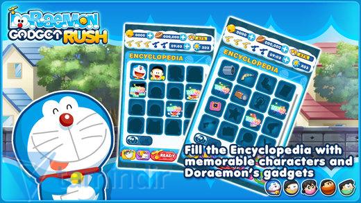 Doraemon Gadget Rush Ekran Görüntüleri - 1