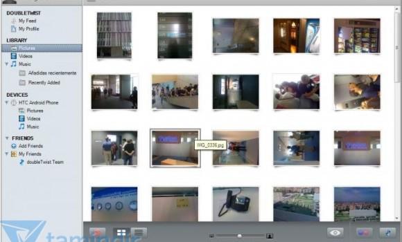 DoubleTwist Ekran Görüntüleri - 3