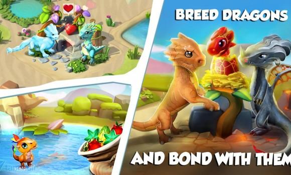 Dragon Mania Legends Ekran Görüntüleri - 3