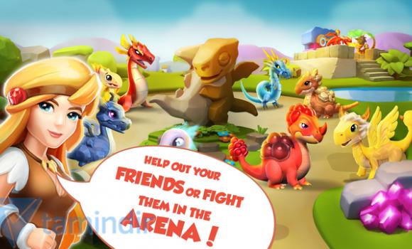 Dragon Mania Legends Ekran Görüntüleri - 1
