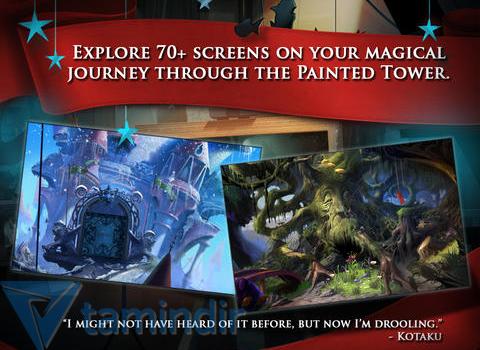 Drawn: The Painted Tower Ekran Görüntüleri - 3