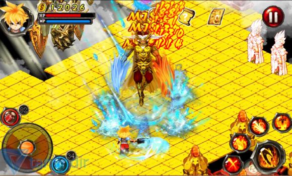 Dread Fighter Ekran Görüntüleri - 1