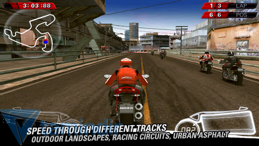 Ducati Challenge Ekran Görüntüleri - 3