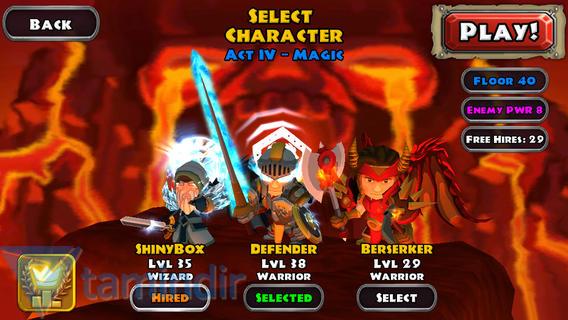 Dungeon Quest Ekran Görüntüleri - 5