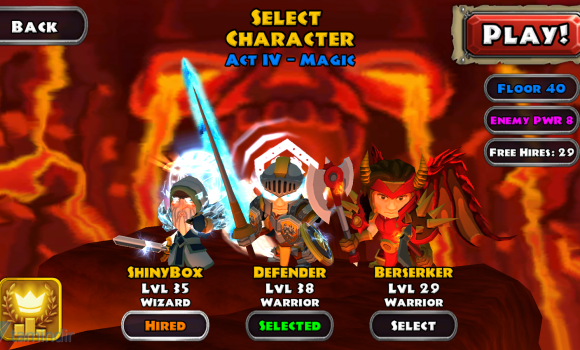 Dungeon Quest Ekran Görüntüleri - 3