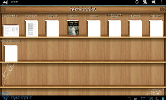 EbookDroid Ekran Görüntüleri - 5