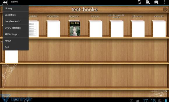 EbookDroid Ekran Görüntüleri - 4