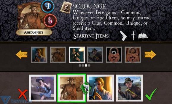 Elder Signs: Omens Ekran Görüntüleri - 4