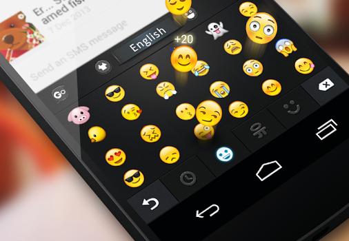 Emoji Keyboard Ekran Görüntüleri - 4