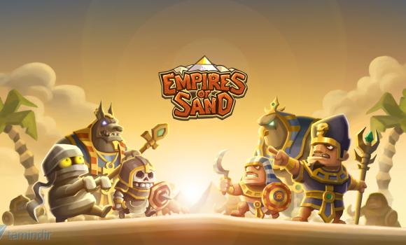 Empires of Sand Ekran Görüntüleri - 5