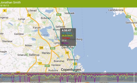 Endomondo Sports Tracker Ekran Görüntüleri - 4