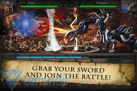 Epic War Saga Ekran Görüntüleri - 4