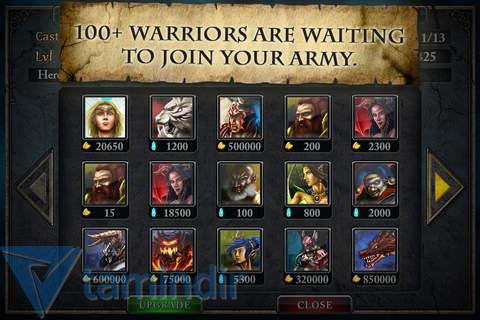 Epic War Saga Ekran Görüntüleri - 1
