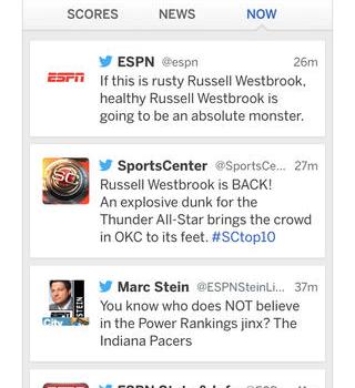 ESPN SportsCenter Ekran Görüntüleri - 3