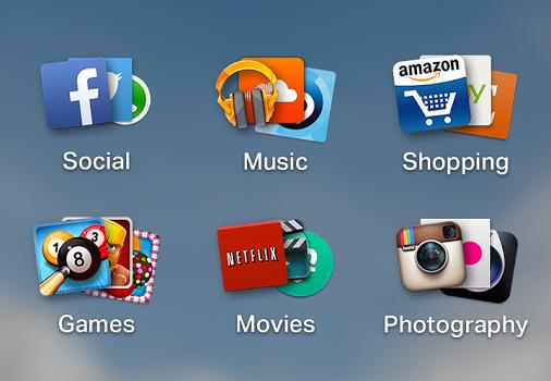 EverythingMe Launcher Ekran Görüntüleri - 2