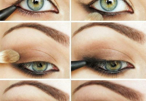 Eyes Makeup Step-by-Step Ekran Görüntüleri - 5