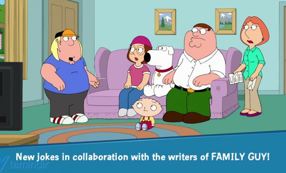 Family Guy: The Quest for Stuff Ekran Görüntüleri - 4