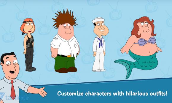 Family Guy The Quest for Stuff Ekran Görüntüleri - 4