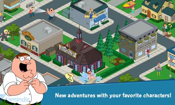 Family Guy The Quest for Stuff Ekran Görüntüleri - 3