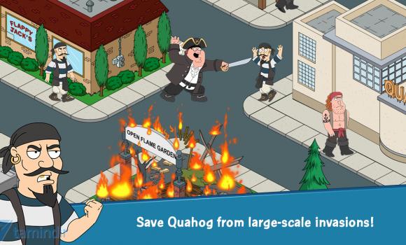 Family Guy The Quest for Stuff Ekran Görüntüleri - 2