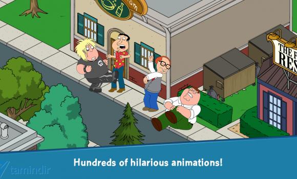 Family Guy The Quest for Stuff Ekran Görüntüleri - 1