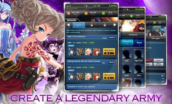 Fantasy Warlord Ekran Görüntüleri - 1