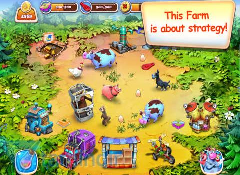 Farm Frenzy Ekran Görüntüleri - 4