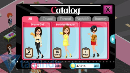Fashion Story Ekran Görüntüleri - 1