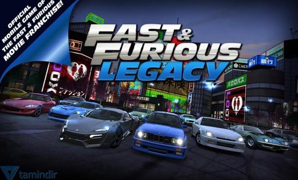 Fast & Furious: Legacy Ekran Görüntüleri - 5
