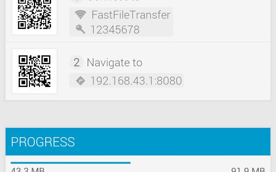 Fast File Transfer Ekran Görüntüleri - 3