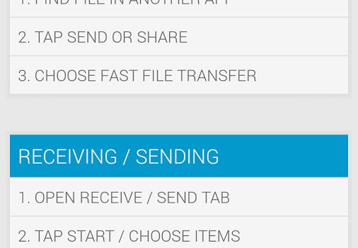 Fast File Transfer Ekran Görüntüleri - 2