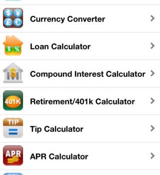 Financial Calculators Ekran Görüntüleri - 4
