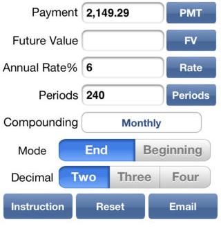 Financial Calculators Ekran Görüntüleri - 3