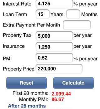 Financial Calculators Ekran Görüntüleri - 2