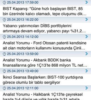 Finansonline Ekran Görüntüleri - 2