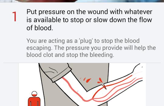 First Aid - American Red Cross Ekran Görüntüleri - 4