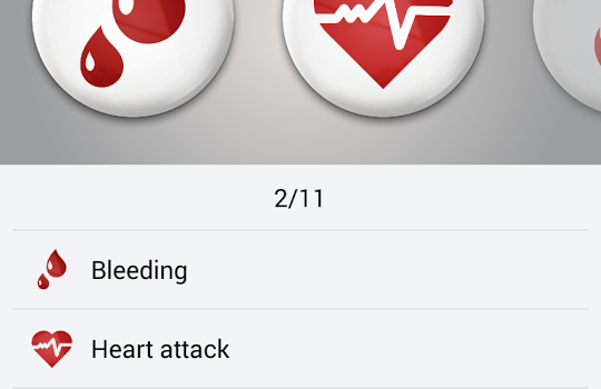 First Aid - American Red Cross Ekran Görüntüleri - 1