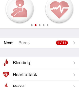 First Aid by American Red Cross Ekran Görüntüleri - 2