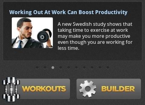 FitnessBuilder Ekran Görüntüleri - 5