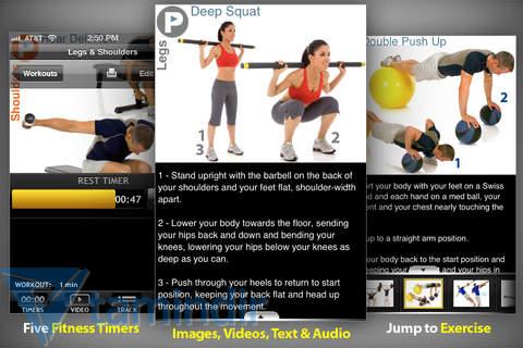 FitnessBuilder Ekran Görüntüleri - 4