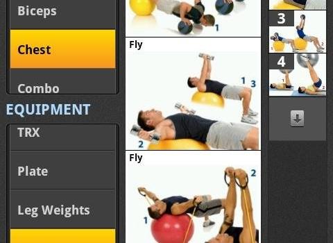 FitnessBuilder Ekran Görüntüleri - 3