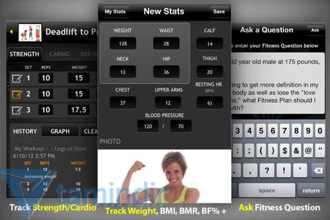 FitnessBuilder Ekran Görüntüleri - 2