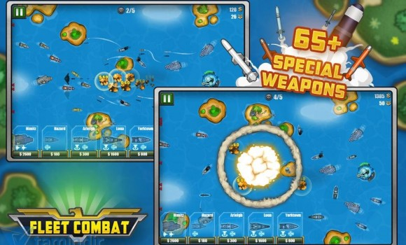 Fleet Combat Ekran Görüntüleri - 2
