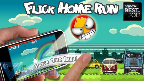 Flick Home Run! Ekran Görüntüleri - 2