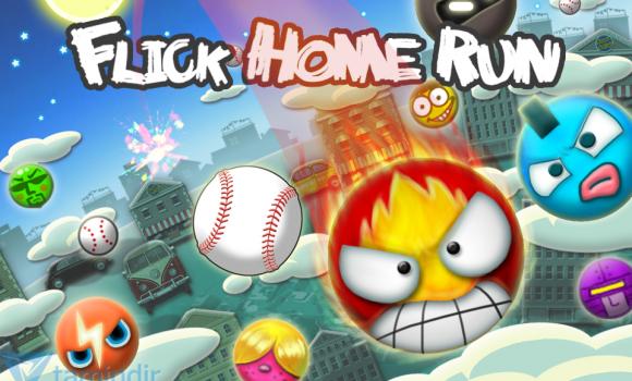 Flick Home Run! Ekran Görüntüleri - 5